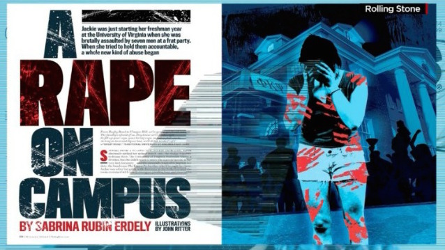 Rolling-Stone-cover - A Rape On Campus